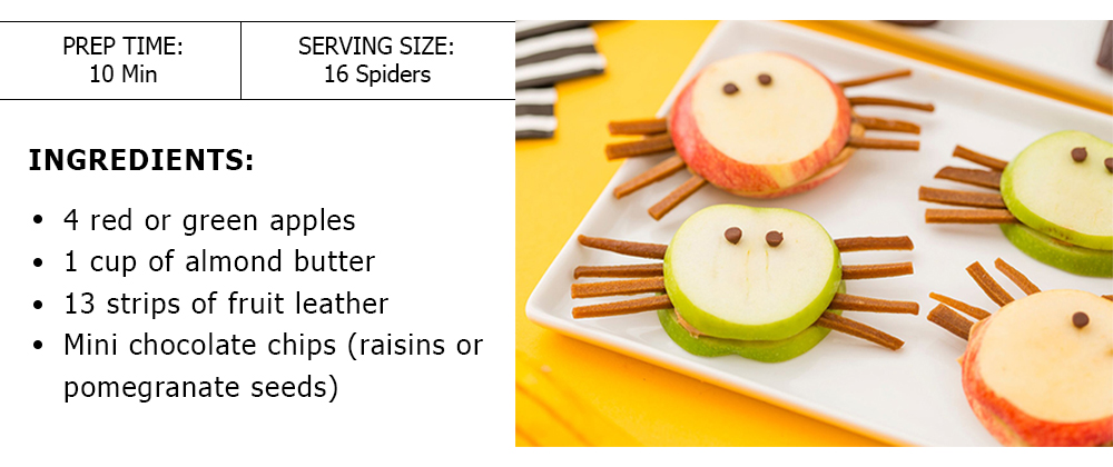 Apple Spiders